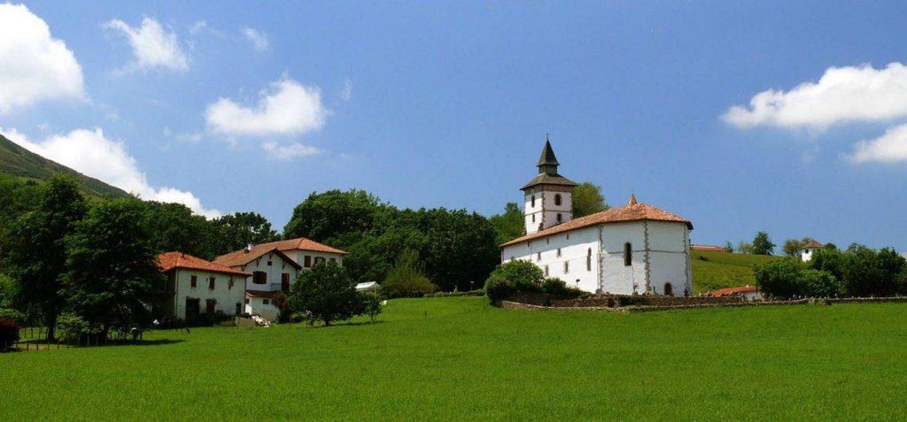 Camping Eskualduna près d'Itxassou dans le pays basque