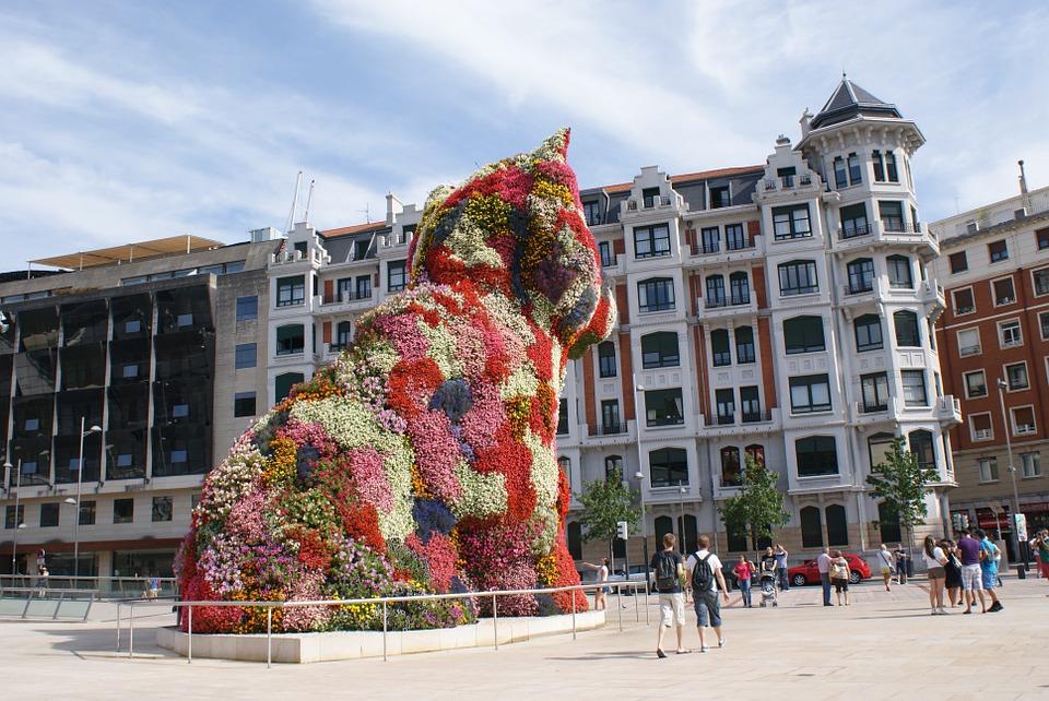 Camping Eskualduna : Bilbao2