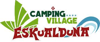 Camping Eskualduna : Logo