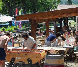 Camping Eskualduna : Restaurant Web