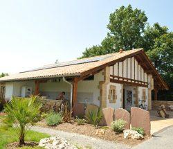 Camping Eskualduna : Sanitaires2