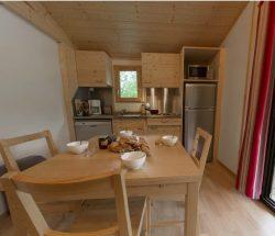 Camping Eskualduna : Chalet Eco Confort 7