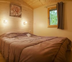 Camping à Hendaye Eskualduna : Chalet Eco Lodge3