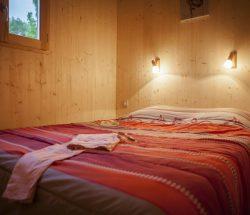 Camping Eskualduna : Chalet Eco Nature Int®r2