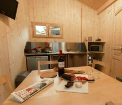 Camping Eskualduna : Chalet Eco Nature Int®r3