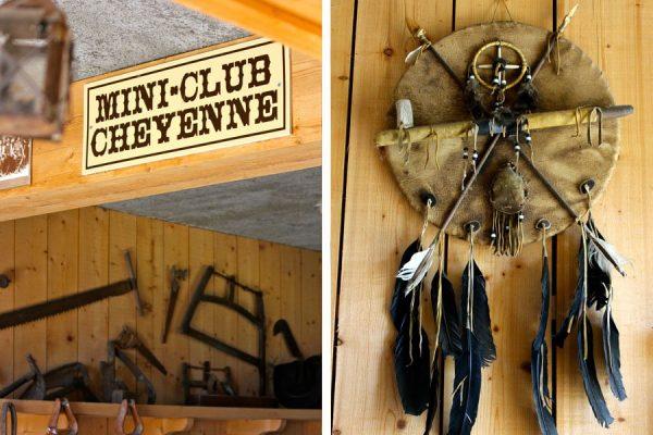 Camping Eskualduna : Club Cheyenne2