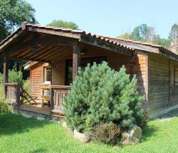 Camping Eskualduna : Eco Lodge
