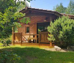 Camping Eskualduna : Eco Lodge1