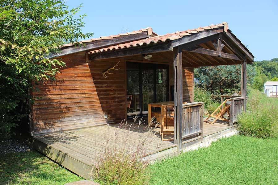 Camping Eskualduna : Eco Confort2