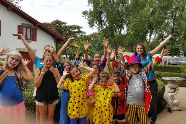Camping Eskualduna : Enfants1