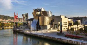 Camping Eskualduna : Guggenheim Bilbao E1519738981200