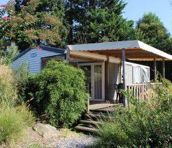 Camping Eskualduna : Loggia1