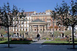 Camping Eskualduna : Pamplona Plazadelcastillo1