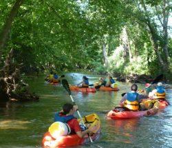 Camping Eskualduna : Paysbasquedecouvert Canoe 825x510