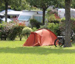 Camping Eskualduna : Slider Tente Velo