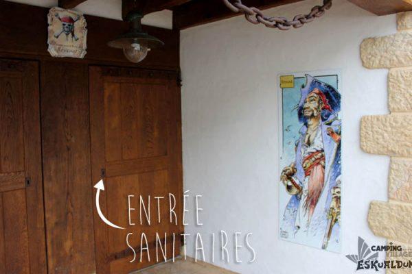 Camping Eskualduna : Slider Sanitaires2