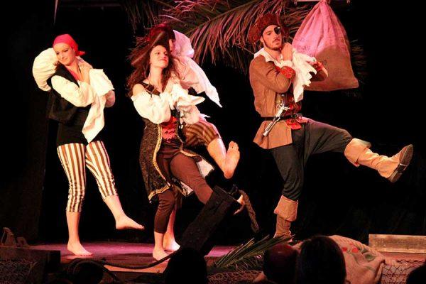 Camping Eskualduna : Soiree Pirate