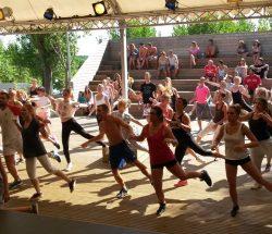 Camping Eskualduna : Sport4