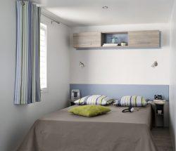 Camping Eskualduna : Titania Chambre Parents