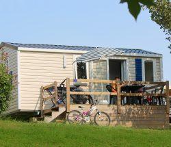Camping Eskualduna : Venus, mobil home pays basqueVenus