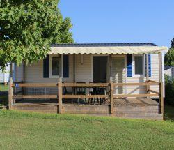Camping Eskualduna : location mobilhome