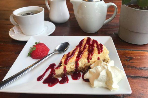 Camping Eskualduna : dessert du Restaurant du camping 4 étoiles pays basque