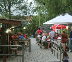 camping 4 étoiles pays basque, Eskualduna : Terrasse du Restaurant