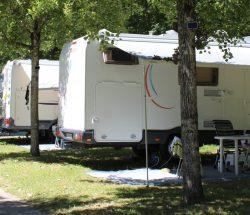 Camping Eskualduna : camping car