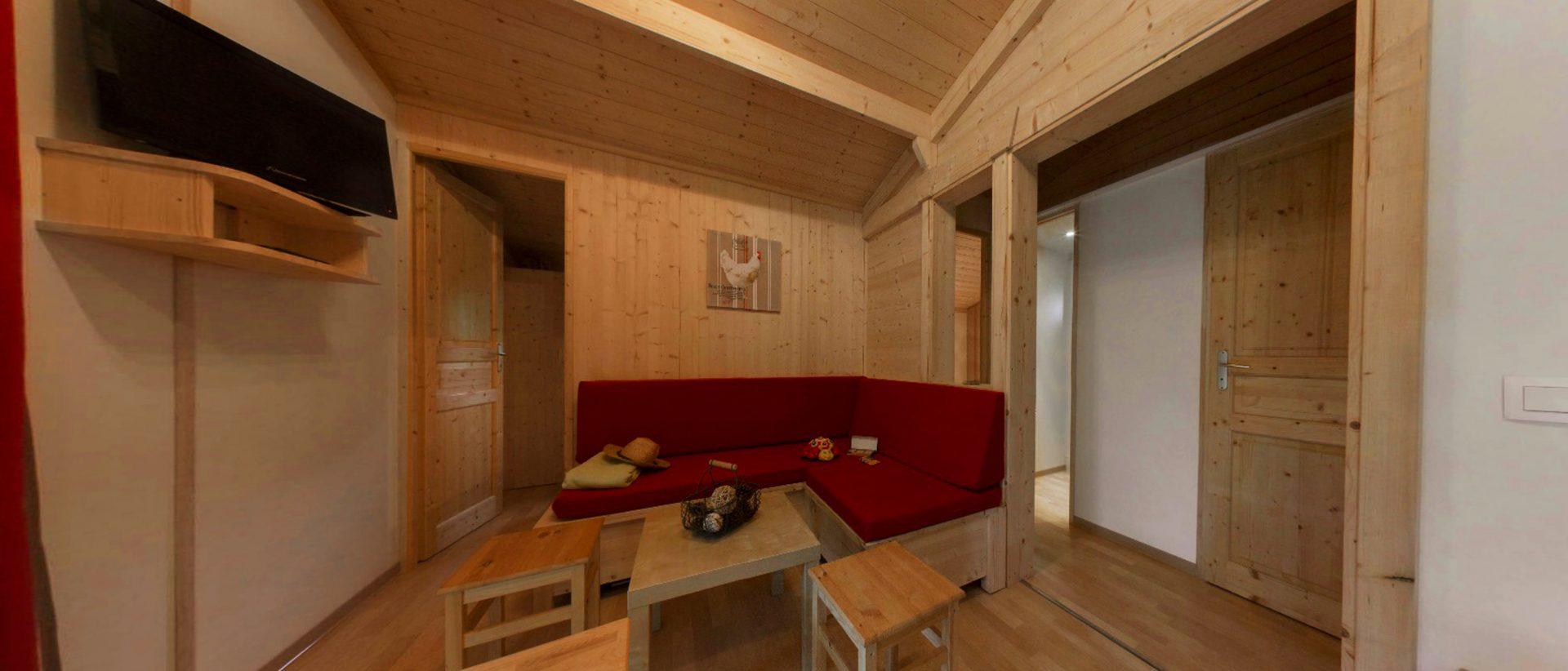 Camping Eskualduna : Slider Ecoconfort2