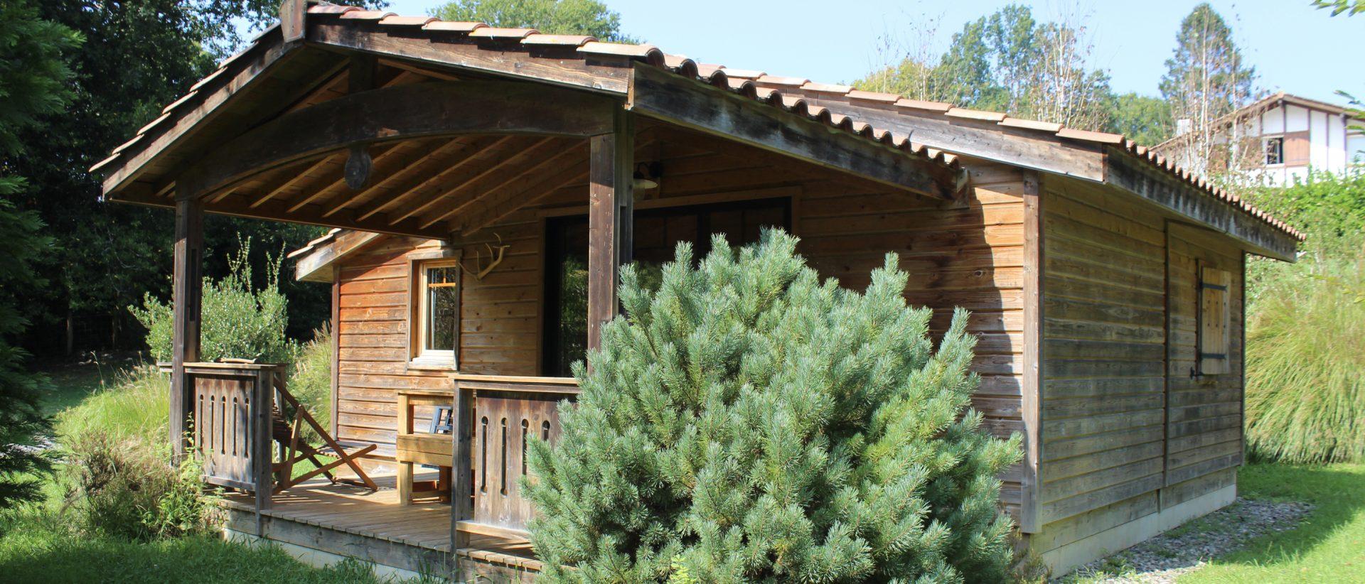 Camping Eskualduna : Slider Ecolodge2