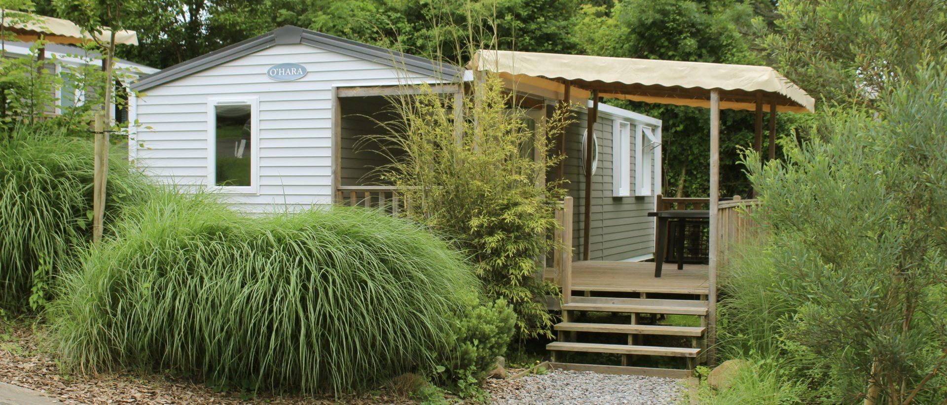 Camping Eskualduna : Slider Loggia2