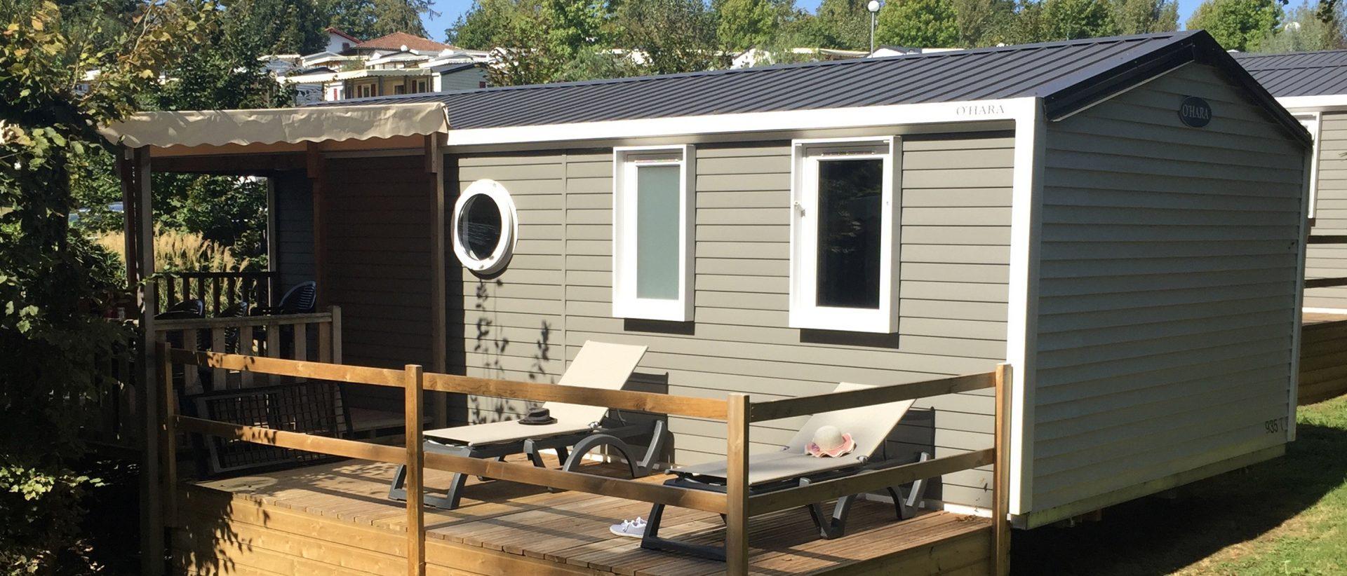 Camping Eskualduna : Slider Loggia3