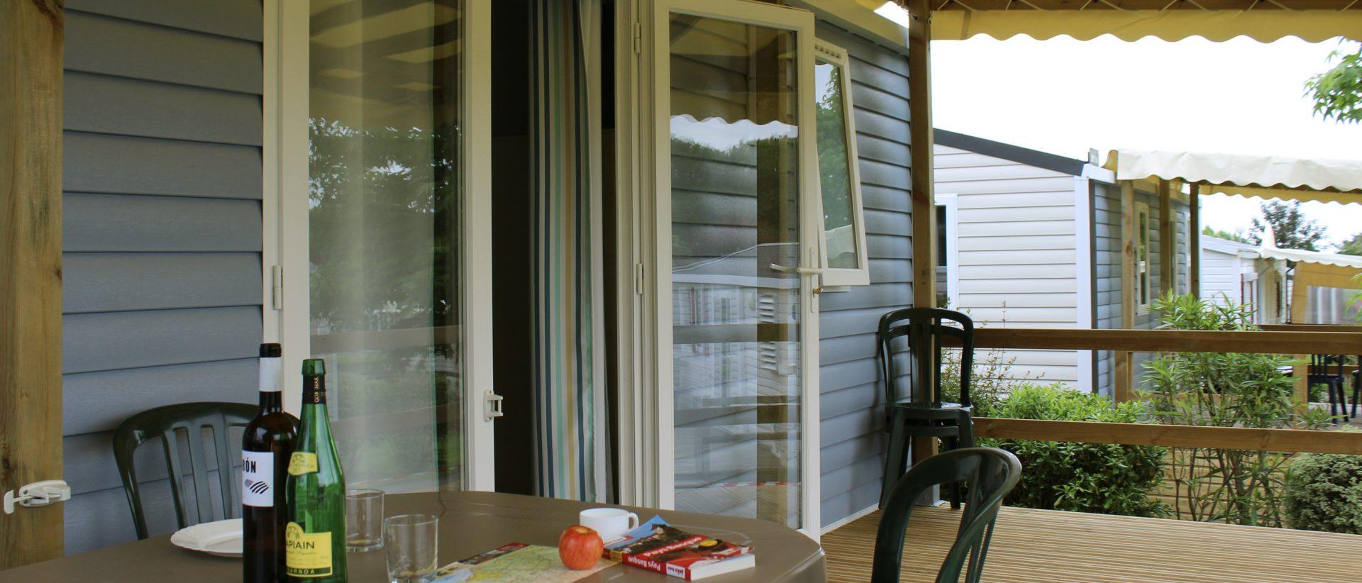 Camping Eskualduna : Slider Titania Premium3